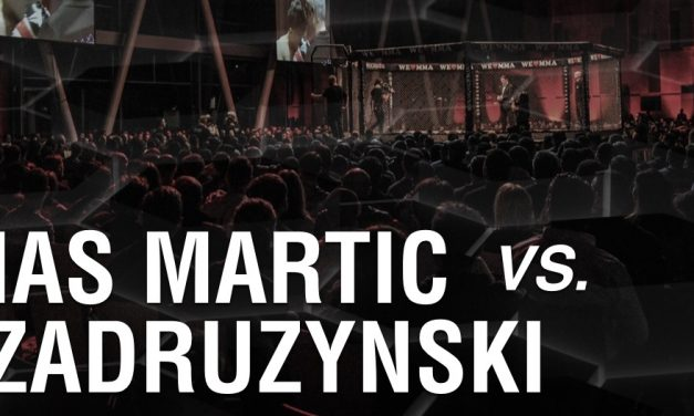 "Mathias ""The Lion"" Martic vs Filip Zadruzynski"