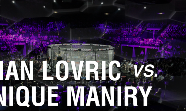 Kristian Lovric vs Dominique Maniry