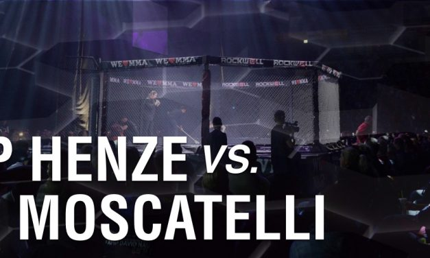 Philip Henze vs David Moscatelli