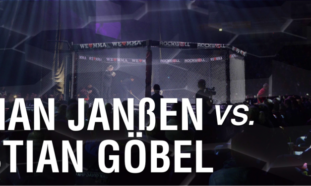 Stephan Jansen vs Christian Göbel