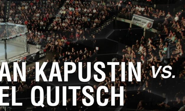 German Kapustin vs Marcel Quitsch