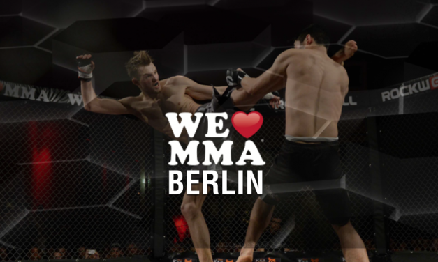 WLMMA 11 Berlin : Before the Fight