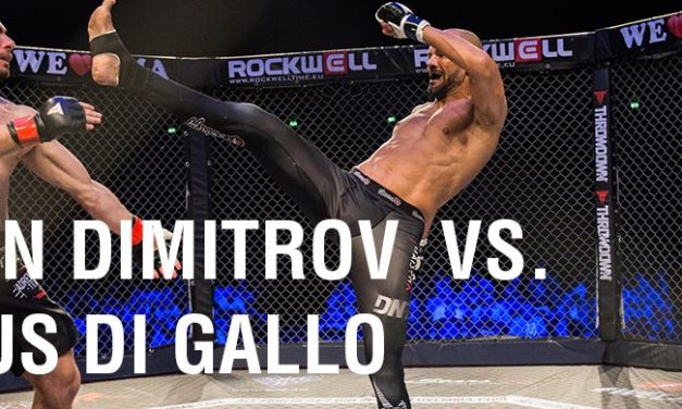 Veselin Dimitrov vs Markus Di Gallo