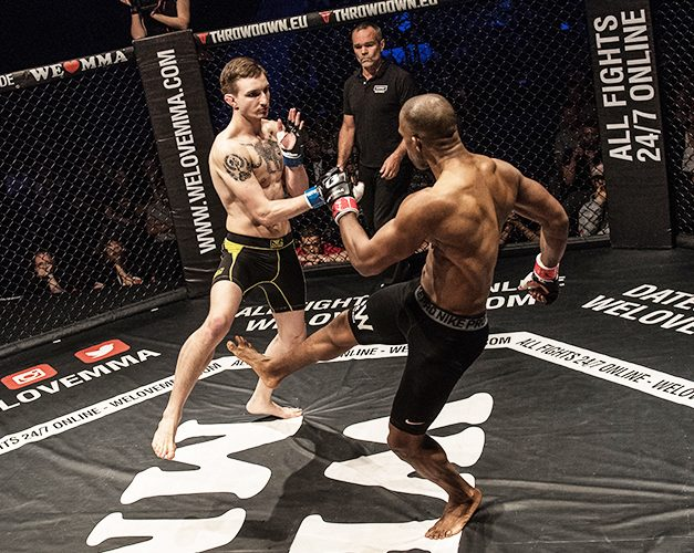 Fabrice Kindombe vs Paule Häcker